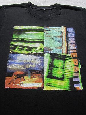 BONNIE RAITT slipstream 2012 tour SMALL concert T-SHIRT