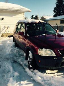 2001 Honda CR-V Wagon
