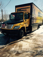 Local and Long Distance Movers Ontario/Quebec