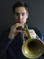 Trumpet Lessons (Classical and/or Jazz) - all ages and abilities