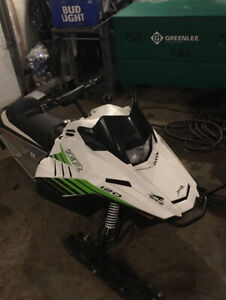 2017 Arctic Cat zr120