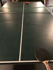 Pingpong table in good condition