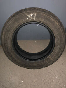 Pneus d'hiver / Set of 4 winter tires /  195 65 R15