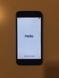 iPhone 6 Space Gray 64gb Excellent Condition