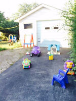 Rainbow licensed Childcare locate at West 5th Street