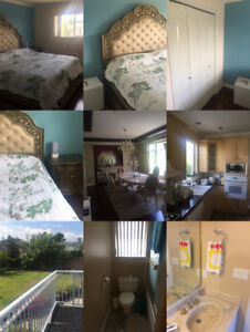 Metrotown House 1-2 Bedrooms nice facilities only female