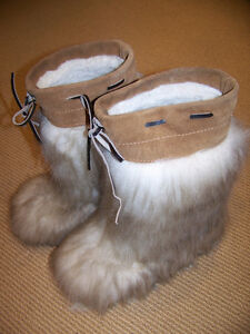 Cougar Waterproof Wild Country Boots (Mukluks)