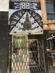 Excellent Downtown Building Store front for Rent/ Sale