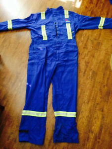 Industrial Coveralls, Used and New, All 100%  cotton