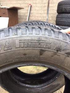 Pirelli winter tires 205/60/r15