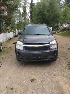 2008 Chevrolet Equinox for trade