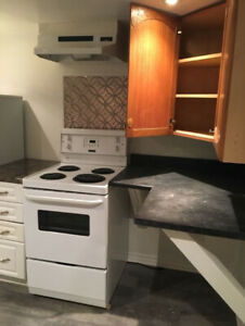 2 Bedroom Basement Apartment UTILITIES+WIFI ALL INCLUDED
