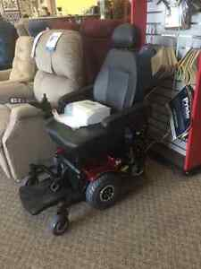 Jazzy 6 Electric Wheelchair