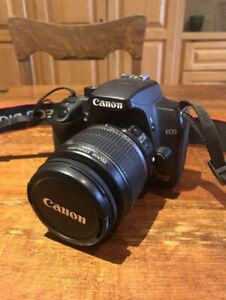 REDUCED! Canon EOS Rebel XS 10.1MP DSLR Camera/18-55 mm Lens