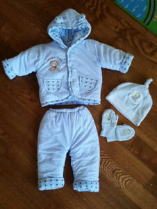Infant Fall/Winter 2-piece