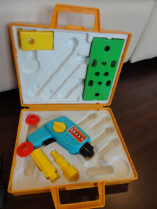 Vintage Fisher Price Drill Kitchener / Waterloo Kitchener Area image 2