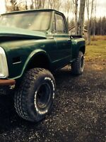 1972 chevrolet 4x4 short box