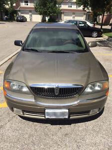 2002 Lincoln LS V6