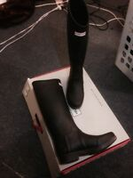 Hunter boots for women size 7