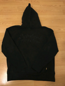 Drake OVO October's Very Own Script Hoodie Size Medium