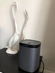 Sonos Play 1 and Sub