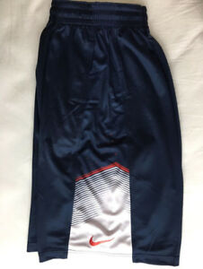 "Brand New Nike Elite Shorts ""Olympic"", Size L (RETAIL is $62.14)"