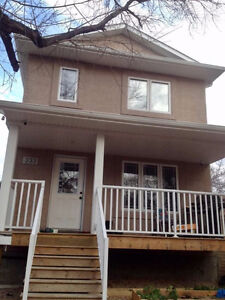 1 bedroom suite, separate entrance/laundry, all utility included