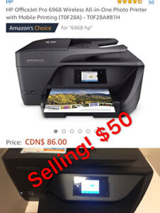 Selling all-in-one printer