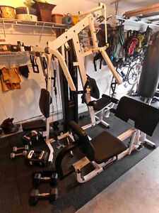 Body Solid single stack home gym