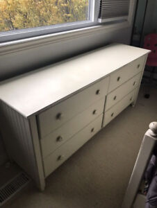 3 piece solid birch bedroom set