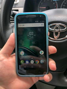 Motorola G4 32GB Factory Unlocked Smartphone smartphone works p