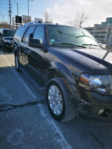 2014 Ford Expedition w/ gas + propane tank!!!!