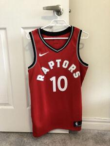 Toronto Raptors DeMar DeRozan Nike Red Basketball Jersey e736fbece