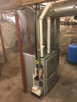 Furnace and Air Conditioning Installations