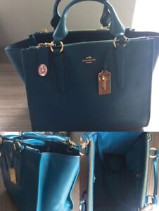 Authentic COACH bag in mint condition, barely worn!