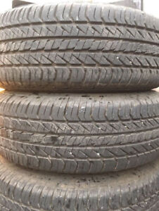 215/60r16 Ford Focus TRANSIT CONNECT FUSION 5x108 Full set o