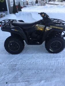 2014 KAWASAKI BRUTE FORCE 650 ONLY 5200$