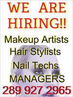 Makeup Studio Manager