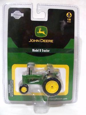 2005 Athearn Die Cast 1:50 scale John Deere Model B Tractor #7750 New