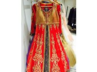 Indian / Pakistani Bridal / Party Outfit (RDC London)