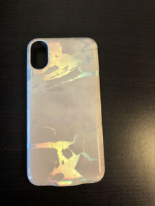 NEW Battery Charging iPhone X case for sale (Negotiable)