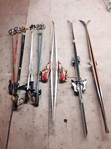 Great Condition Skis!!