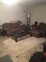 Roommate wanted for two bedroom basement suite in College Park.