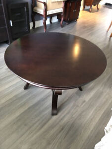 Bombay Coffee Table and One Matching End Table