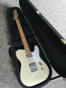 Fender Telecaster Cabronita with Hard Case.