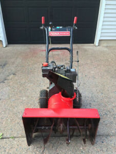 Get ready for winter! Noma 5.23 older snowblower for sale