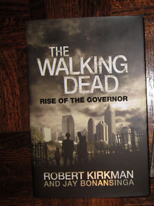 The Walking Dead: Rise of the Governor (Hardcover) - $10