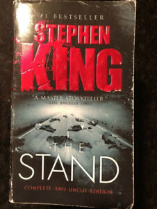 The Stand by Stephen King (complete & uncut edition)
