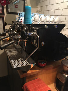 Mirage commercial espresso machine