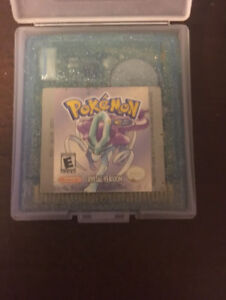 Pokemon Crystal - Authentic Copy!
